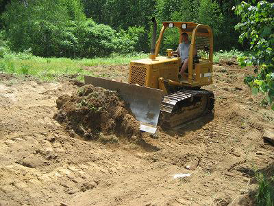 NH MA Landscape Construction Small demolition, Site cleanup, Small excavation, Underground utilities